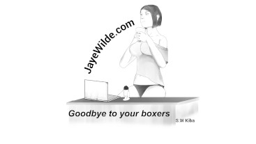 Goodbye to your boxers