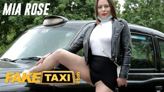 Taxiwith big boobs makes driver cum 4 times in a row