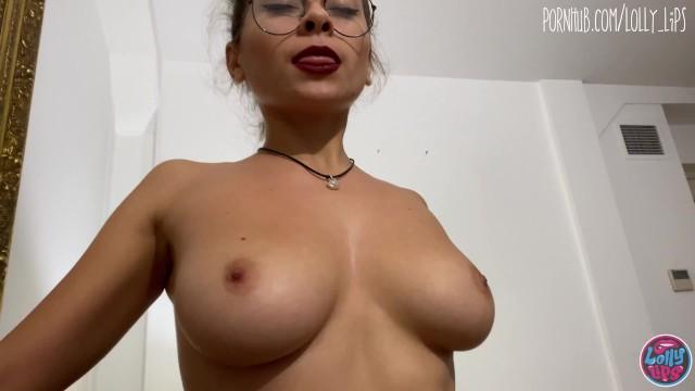 Halter skirted bikini Dont cum on my skirt lustful teacher fuckes student