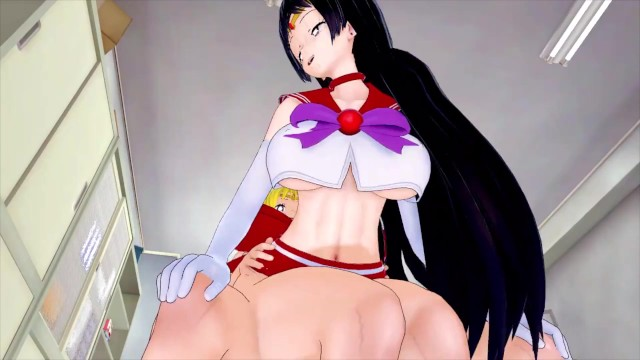 Download 'FUTA SAILOR VENUS X SAILOR MARS (3D HENTAI)' with PornhubDownloader