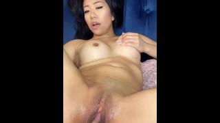Melhor vídeo pornô de todos os tempos - Big Boobs Apenas Fãs Asiáticos E Modelo Ig Trucici Tinder Date Masturbação
