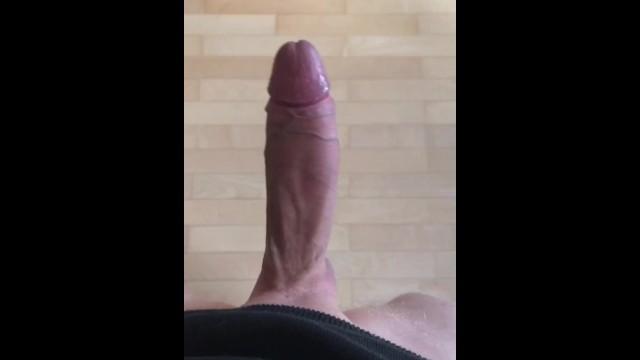 Huge Cock Cumshot