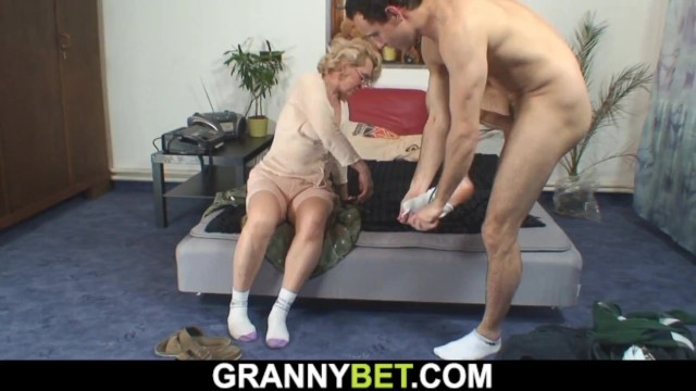 60 years and older porn movies Hot granny games with 60 years old woman