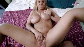 Losing My Virginity to My Hot new Step Mom - Brooklyn Chase