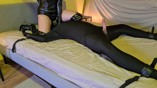 Ms whips bdsm atlanta Tied up slave gets facesitted, whipped, fucked and ruined by cruel femdom mistress
