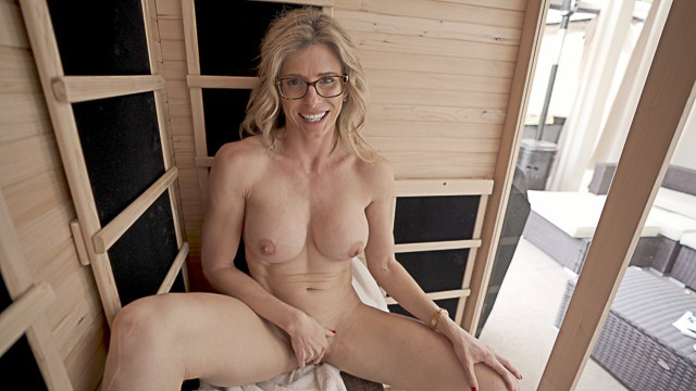 Naked sweaty sex Naked sauna fun with my friends hot mom part 5 cory chase