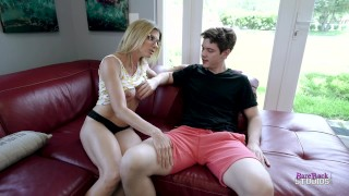 Step Mom is Locked Down and Horny – Cory Chase