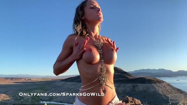 Bikini invented lake city florida Lake mead strip tease on a mountain