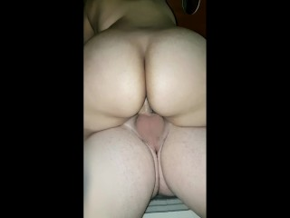 Threesome with my wife.  I enjoy watching my wife moan when another man fucks her.