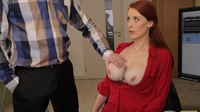 Pet sex videios Loan4k. chick wants to open pet center so why she has sex for loan