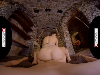 Busty Billie Star As Anck-Su-Namun Is All Yours In THE MUMMY A XXX