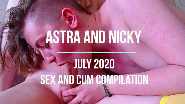 Tgirl hormone lesbian Tgirlgirl july 2020 sex and cum compilation astra and nicky