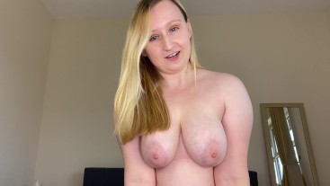 POV First time escort - Young british curvy pawg ride and gets facial