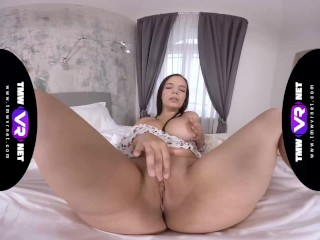 TmwVRnet – Sofia Lee – Nourishing morning solo orgasm