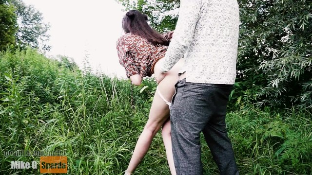 Mature real ladies Tall girl fucked in the park. blowjob from a tall lady. tall girl and short guy sex