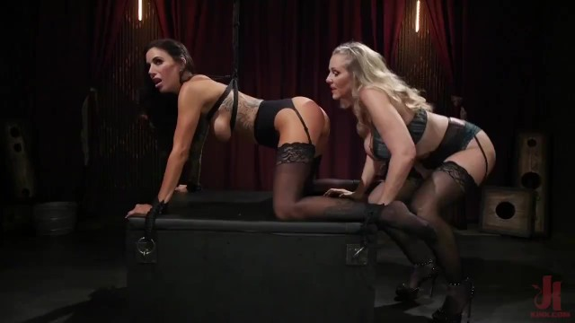 Julia sawalha naked Rendezvous with destiny: julia ann gets her revenge on gia dimarco
