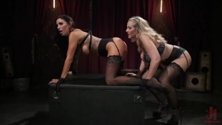 Rendezvous With Destiny: Julia Ann Gets Her Revenge On Gia DiMarco
