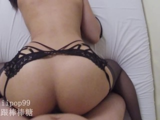 International student likes to talk dirty when I fucked her hard