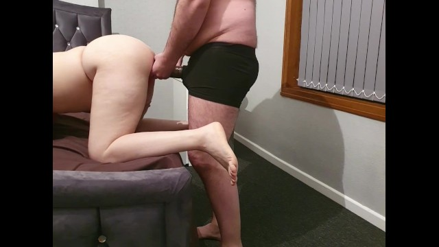 Mom shows son pussy Step son cant fit 12 inch of dick into step mom pussy for fuck