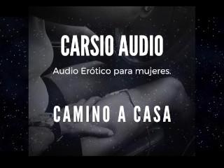 Muscular men/juego roles espanol/a voz para auto asmr
