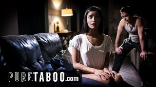 PURE TABOO Emily Willis Gives It Up to New Step-Uncle
