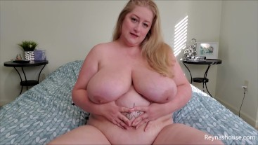 Gaining Giantess - Reyna Mae - BBW Weight Gain POV Transformation Fantasy Amazon Vore Fetish