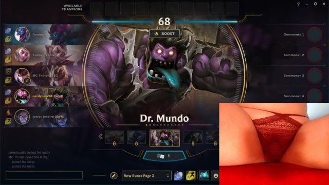 Summer adult hockey league bc My new toy makes me cum multiple times while playing league of legends 12 luna
