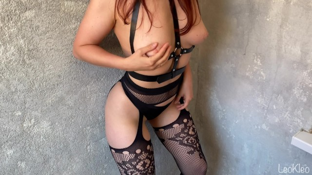 Teens in sexy lingera Wife love sexy lingerie, stockings and good sex. leokleo