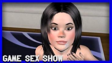 3D Sex Villa # 2 Neighbor Dayana Came To Visit