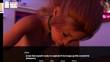 Melody (Sex Scenes 6)