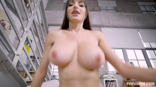 PervMom - Lexi Luna Gets her MILF Muff Pounded