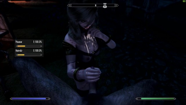 Atk mature doris Skyrim: succubus ahri fucks heimskr to death in whiterun