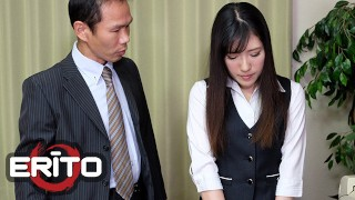 Erito Sexy Japanese Secretary Gets Creampied By Her Boss At The Office