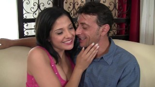 Brunette Milf loves to fuck with my big cock….