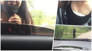 เสียงไทยชัด Thai Story SEX Public Blowjob In Car HE CUMS IN MY MOUTH อมควยพี่ก่อนเดี๋ยวไปส่ง ep1