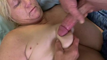Brother has step sis use butt plug while she gags only cock