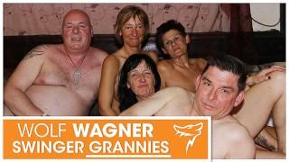 Porno gratis - Wolf Wagner Com Hot Swinger Party Con Brutte Nonne E Nonni Lupo Wagner
