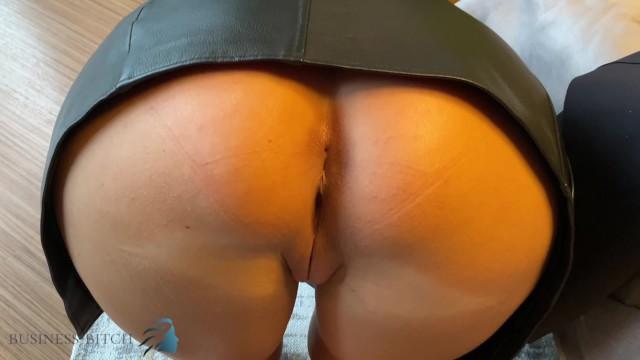 Lederrock sex im Mutter Im