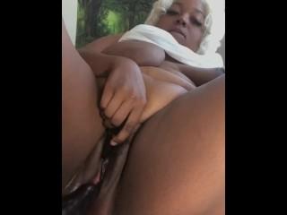 Fat creamy pussy