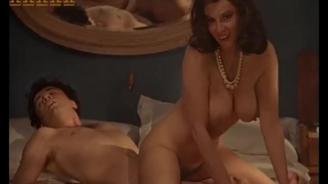 Nude sandrelli stefania Vintage anni 80_stefania sandrelli top