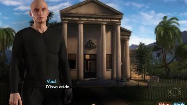 Treasure Of Nadia v44081 Part 116 New Artifact! Vlad Is Here Again.. By LoveSkySan69