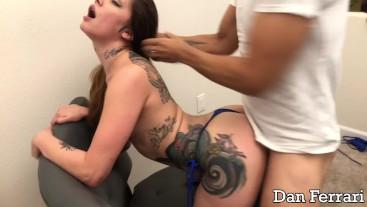 Fucking Hot Stripper Vanessa Vega