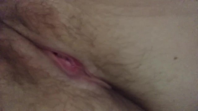 Hairy wonen Hairy pussy queef / pussy fart