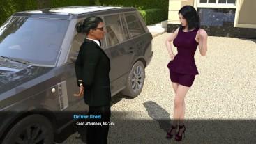 Fashion Business: Spoiled, Arrogant Rich Slutl-Ep 6