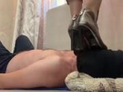 Trampling #57 high heels