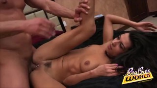 Fiery Babe Lou Charmelle Hot Sexy Time Fuck