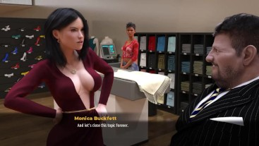 Fashion Business: Angry Arrogant Wife And Her Lawyer-Ep 14