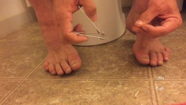 August Finger and Toenail Clipping 2019