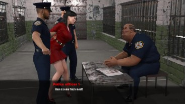 Fashion Business: Rich Arrogant Girl In Prison-Ep 33