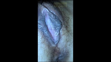Amateur Eating Pussy (Clit Licking Close Up Until She Cums)